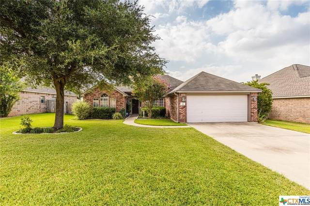 921 Westend, Temple, TX 76502 (MLS #420961) :: The Zaplac Group