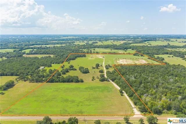 TBD Hermis Rd, Schulenburg, TX 78956 (MLS #421065) :: The Real Estate Home Team
