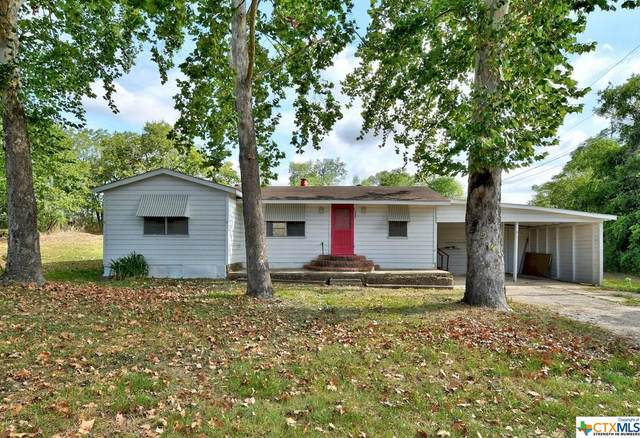 1825 E Pierce Street, Luling, TX 78648 (MLS #421073) :: Vista Real Estate