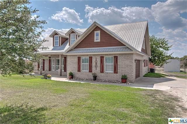 9122 Stinnett Mill Road, Salado, TX 76571 (MLS #421075) :: RE/MAX Family