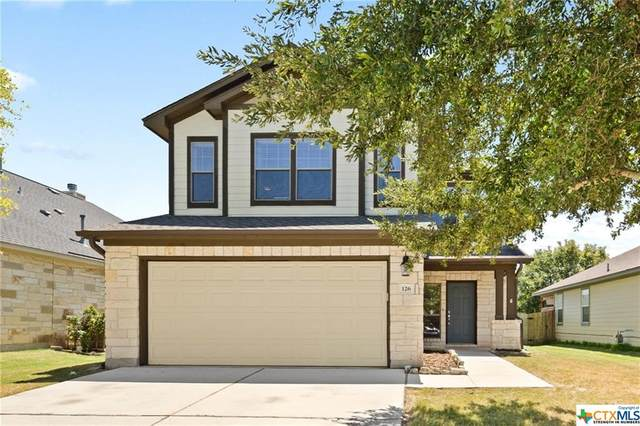 126 Fence Line Drive, San Marcos, TX 78666 (MLS #421095) :: The Zaplac Group