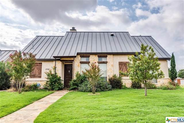 1712 Gruene Vineyard Crossing, New Braunfels, TX 78130 (MLS #421098) :: The Zaplac Group