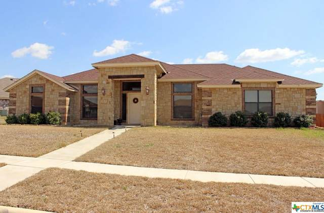 5618 Turquoise, Killeen, TX 76542 (MLS #421102) :: The Zaplac Group