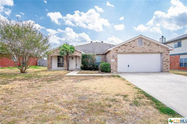 122 Shawnee Trail, Harker Heights, TX 76548 (MLS #421163) :: The Real Estate Home Team