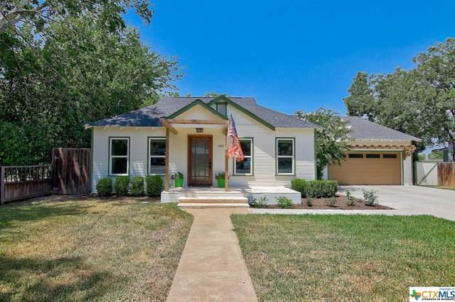 1103 E 7th Street, Georgetown, TX 78626 (MLS #421192) :: RE/MAX Family