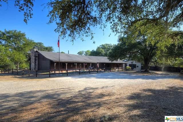 3020 Lime Kiln Road, San Marcos, TX 78666 (MLS #421239) :: Vista Real Estate