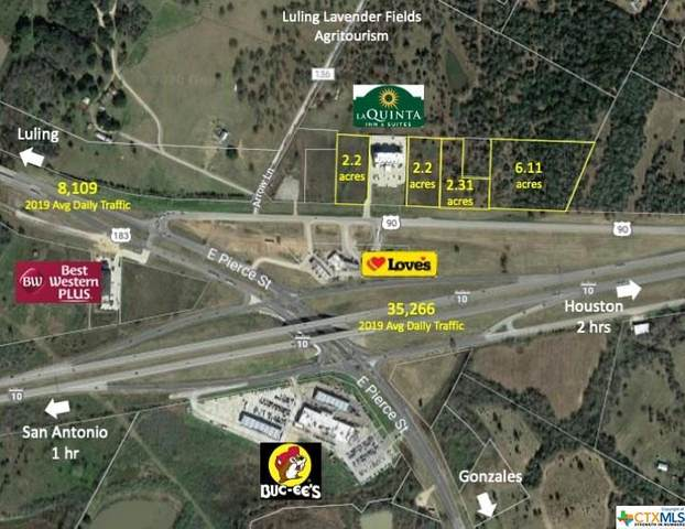 00 Hwy 90 Highway, Luling, TX 78648 (MLS #421277) :: Kopecky Group at RE/MAX Land & Homes