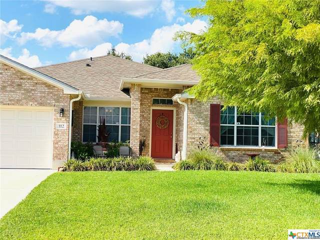 112 E Running Wolf Trail, Harker Heights, TX 76548 (MLS #421410) :: RE/MAX Family