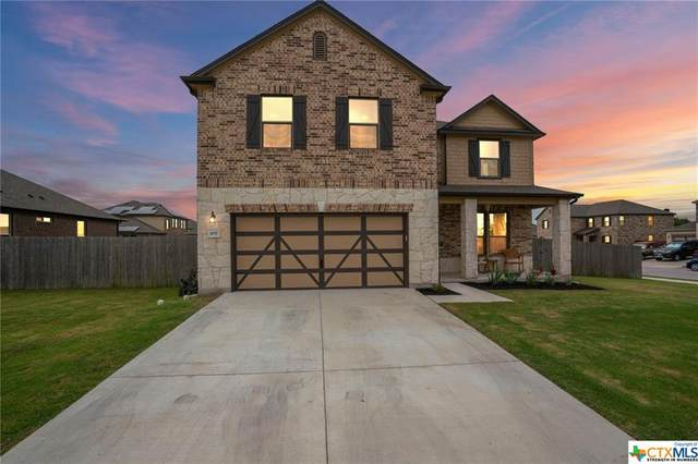 1037 Estes Park, Taylor, TX 76574 (MLS #421438) :: The Real Estate Home Team
