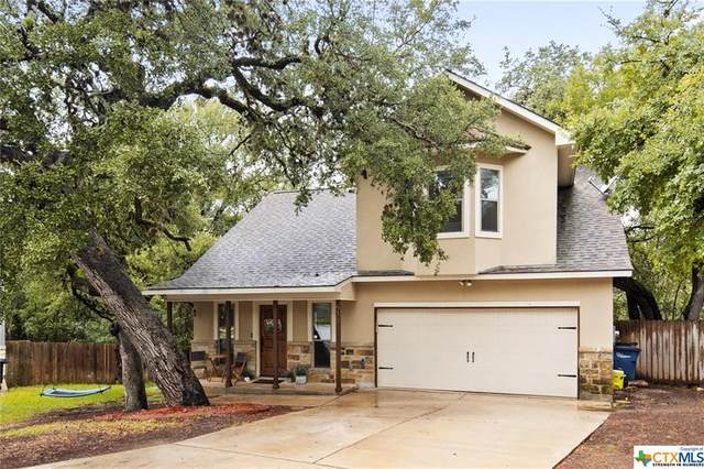 635 Bluffside Drive, New Braunfels, TX 78130 (MLS #421466) :: The Real Estate Home Team