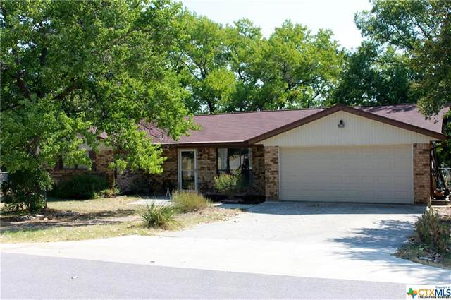 3016 Oakwood Drive, Harker Heights, TX 76548 (MLS #421476) :: The Zaplac Group