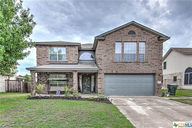 5812 Drystone Lane, Killeen, TX 76542 (MLS #421548) :: The Zaplac Group