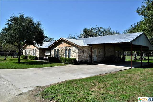 705 W Gary, Little River-Academy, TX 76554 (MLS #421564) :: The Zaplac Group