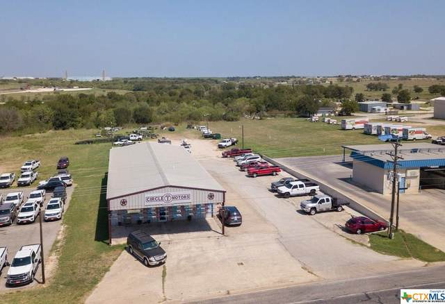 1505 N Sarah Dewitt Drive, Gonzales, TX 78629 (MLS #421635) :: The Real Estate Home Team