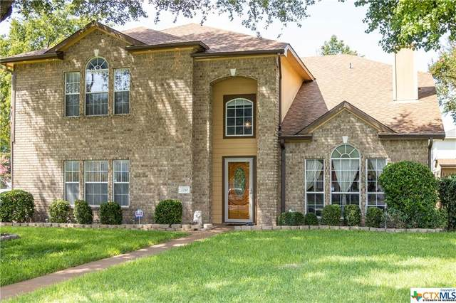 2210 Wickiup Trail, Harker Heights, TX 76548 (MLS #421640) :: The Zaplac Group