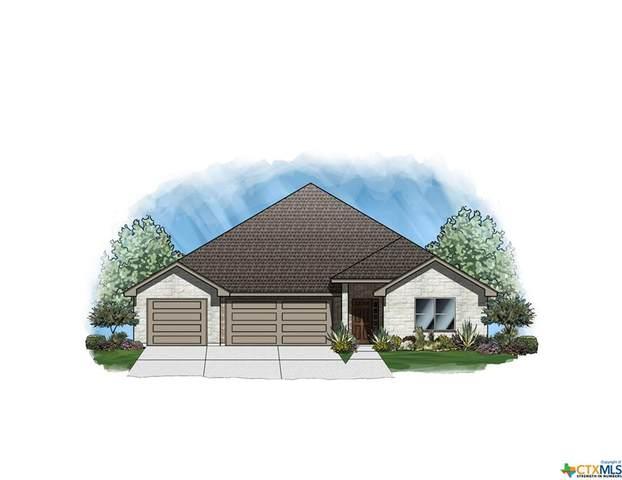 7900 Preston Hollow Drive, Killeen, TX 76542 (MLS #421646) :: Brautigan Realty