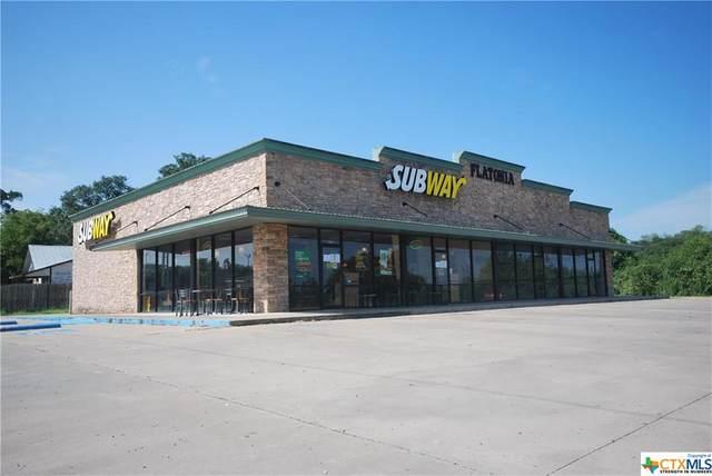 230 E I 10 Frontage Road, Flatonia, TX 78941 (MLS #421663) :: The Real Estate Home Team
