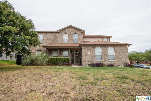 2307 Omaha Drive, Harker Heights, TX 76548 (MLS #421692) :: RE/MAX Family