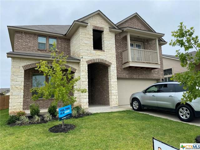 1308 Stonewall Ridge, Harker Heights, TX 76548 (MLS #421706) :: The Real Estate Home Team
