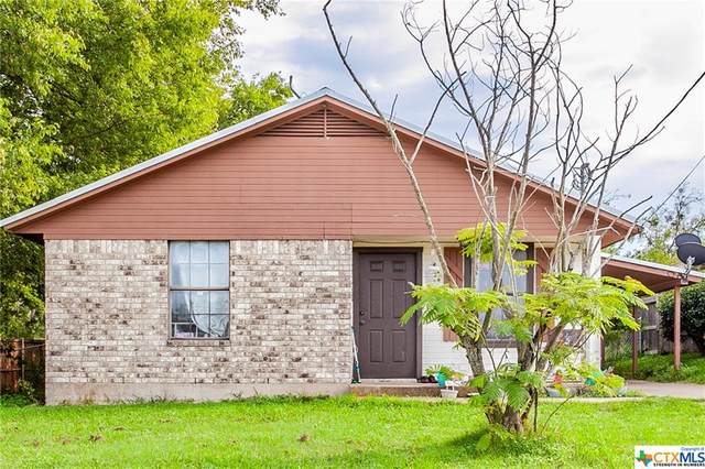 1506 Saint Louis Street, Gatesville, TX 76528 (MLS #421765) :: RE/MAX Family