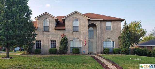2421 Catawba Loop, Harker Heights, TX 76548 (MLS #421794) :: Brautigan Realty