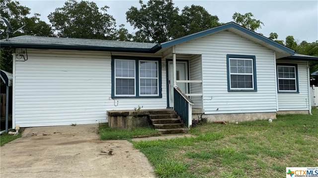 609 Morris Drive, Copperas Cove, TX 76522 (MLS #421812) :: The Myles Group