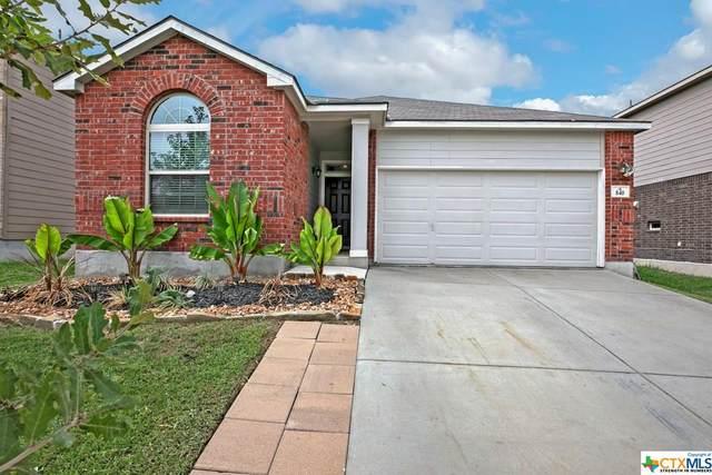 840 Highland Vista, New Braunfels, TX 78130 (MLS #421851) :: Kopecky Group at RE/MAX Land & Homes