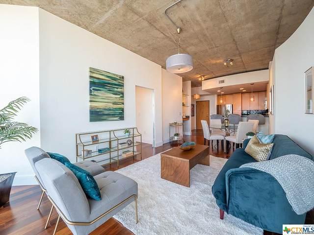 360 Nueces Street #3605, Austin, TX 78701 (MLS #421872) :: Vista Real Estate