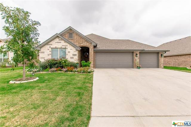 2605 Paisley Drive, Temple, TX 76502 (MLS #421903) :: The Real Estate Home Team