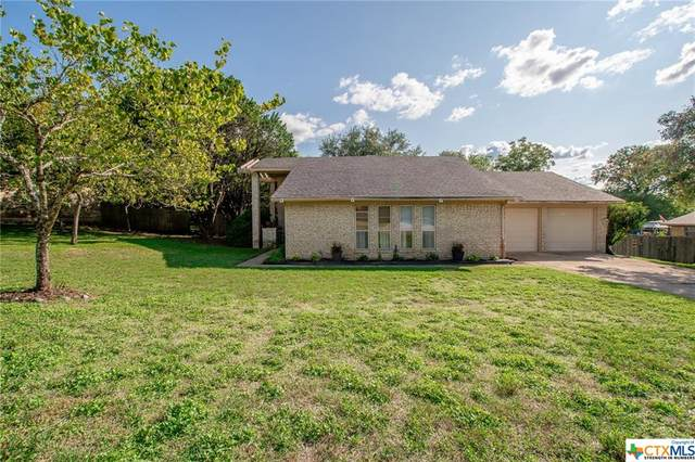 1123 Mossy Oak Circle, Harker Heights, TX 76548 (MLS #421920) :: RE/MAX Family