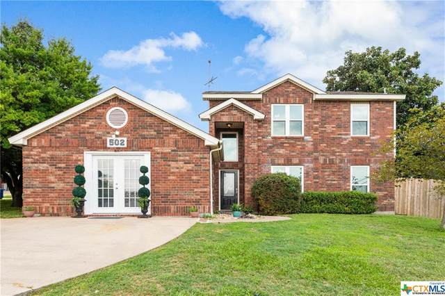 502 Margaret Lee Street, Copperas Cove, TX 76522 (MLS #421929) :: The Real Estate Home Team