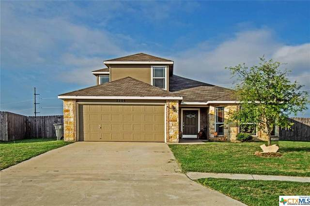 2206 Bald Eagle Court, Killeen, TX 76549 (MLS #421932) :: The Zaplac Group