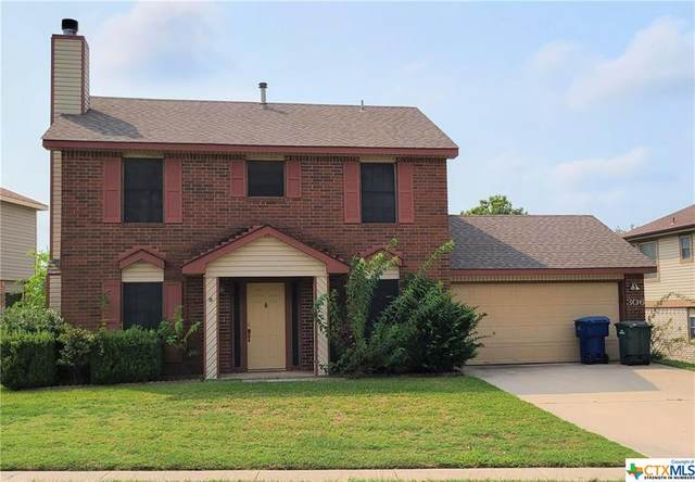306 Barber Drive, Copperas Cove, TX 76522 (MLS #421935) :: RE/MAX Family