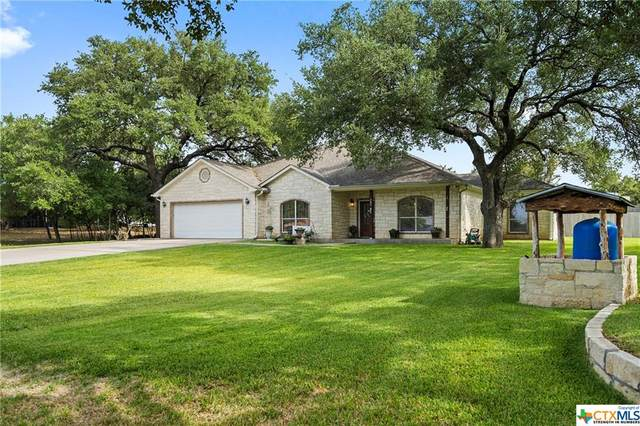207 Pecan Drive, Kingsland, TX 78639 (MLS #421960) :: The Real Estate Home Team