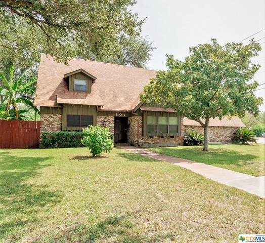101 N Crescent Drive, Victoria, TX 77901 (MLS #421972) :: RE/MAX Family