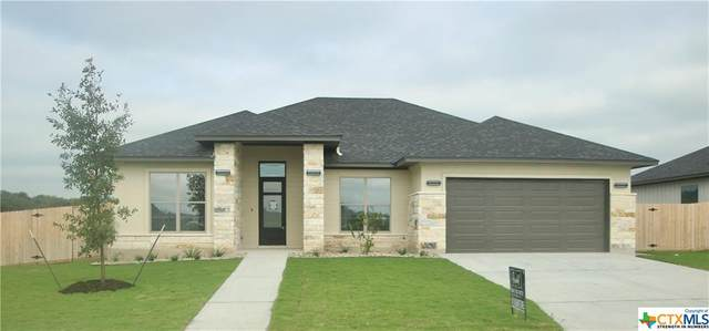 6610 King Ranch Drive, Temple, TX 76502 (MLS #422001) :: The Zaplac Group