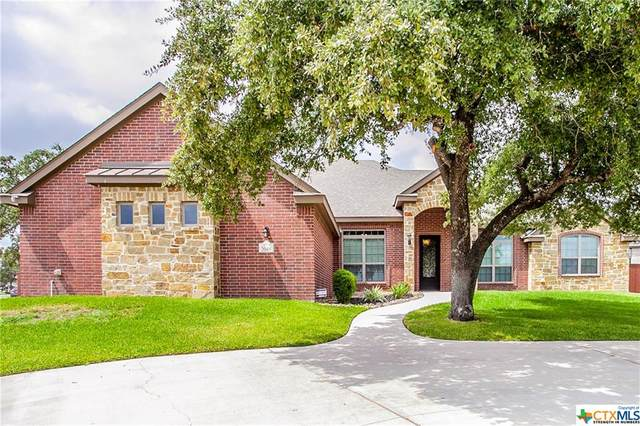2048 Bella Vita Drive, Nolanville, TX 76559 (MLS #422017) :: Vista Real Estate
