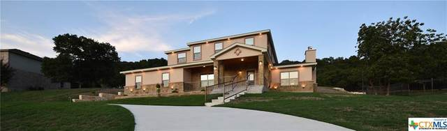 2021 River Rock Trail, Harker Heights, TX 76548 (MLS #422022) :: Brautigan Realty