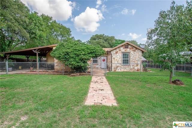 506 E Avenue M, Belton, TX 76513 (MLS #422081) :: The Real Estate Home Team