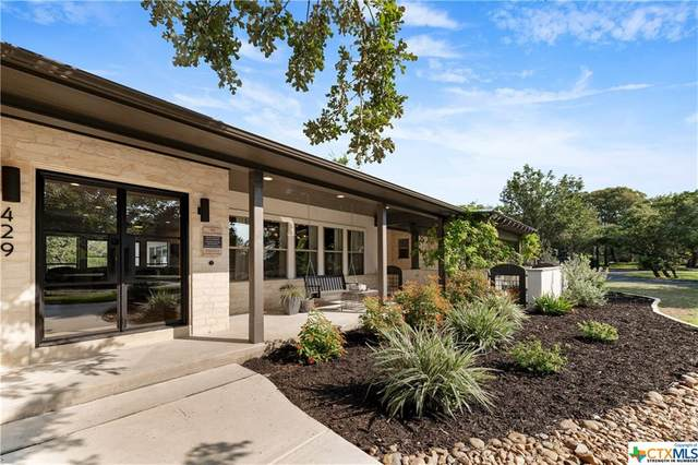 429 Lakeview Boulevard, New Braunfels, TX 78130 (MLS #422086) :: The Real Estate Home Team