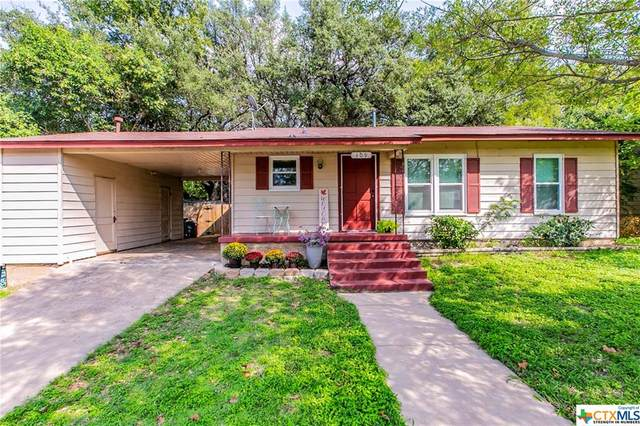 109 Hillcrest Drive, Gatesville, TX 76528 (MLS #422095) :: RE/MAX Family