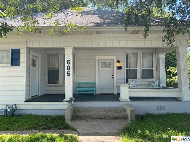 605 E 13th Avenue, Belton, TX 76513 (MLS #422096) :: Kopecky Group at RE/MAX Land & Homes