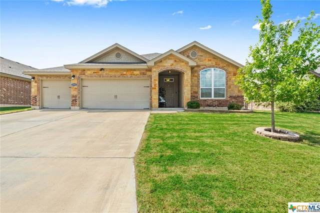 2504 Fossil Creek Drive, Temple, TX 76504 (MLS #422098) :: The Real Estate Home Team