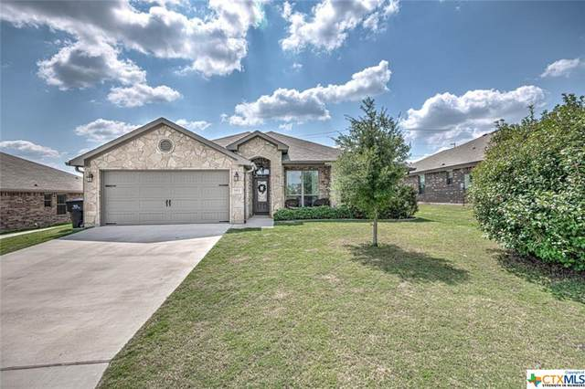 8301 Salt Mill Hollow Drive, Temple, TX 76502 (MLS #422196) :: The Real Estate Home Team