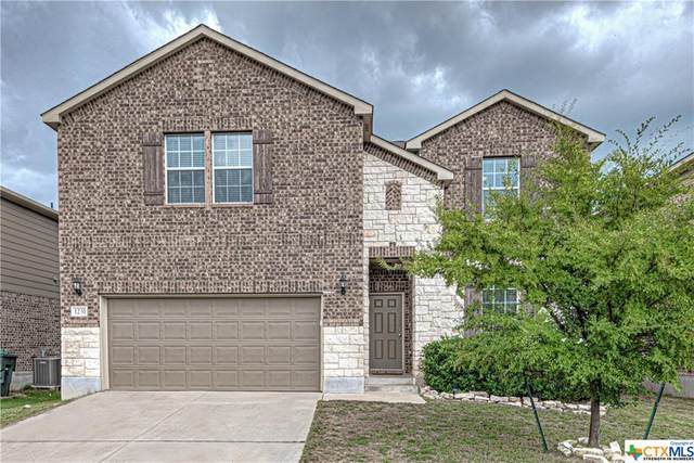 1231 Cozy Creek Drive, Temple, TX 76502 (MLS #422199) :: The Real Estate Home Team