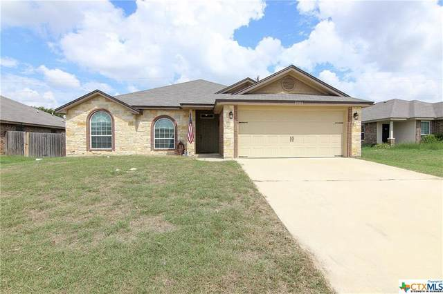 2905 Montague County Drive, Killeen, TX 76549 (MLS #422233) :: The Real Estate Home Team