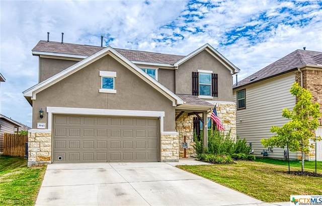 3943 Legend Rock, New Braunfels, TX 78130 (MLS #422265) :: Kopecky Group at RE/MAX Land & Homes