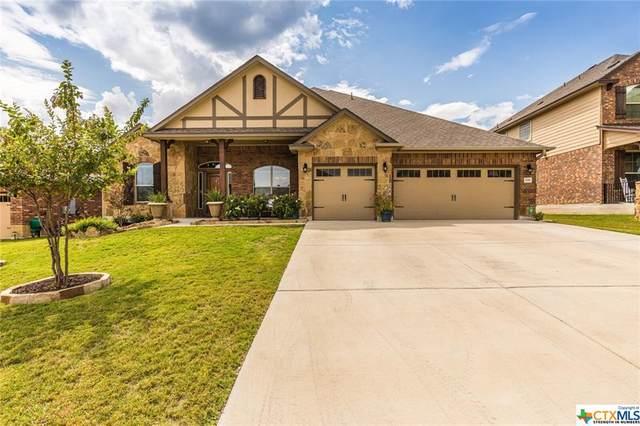 5518 Kent Drive, Belton, TX 76513 (MLS #422272) :: RE/MAX Family