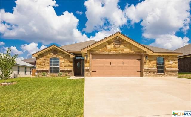 3807 Salt Fork Drive, Killeen, TX 76549 (MLS #422274) :: The Real Estate Home Team
