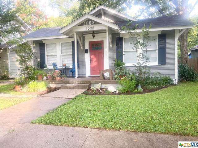 1003 N 7th Street, Temple, TX 76501 (MLS #422275) :: The Real Estate Home Team